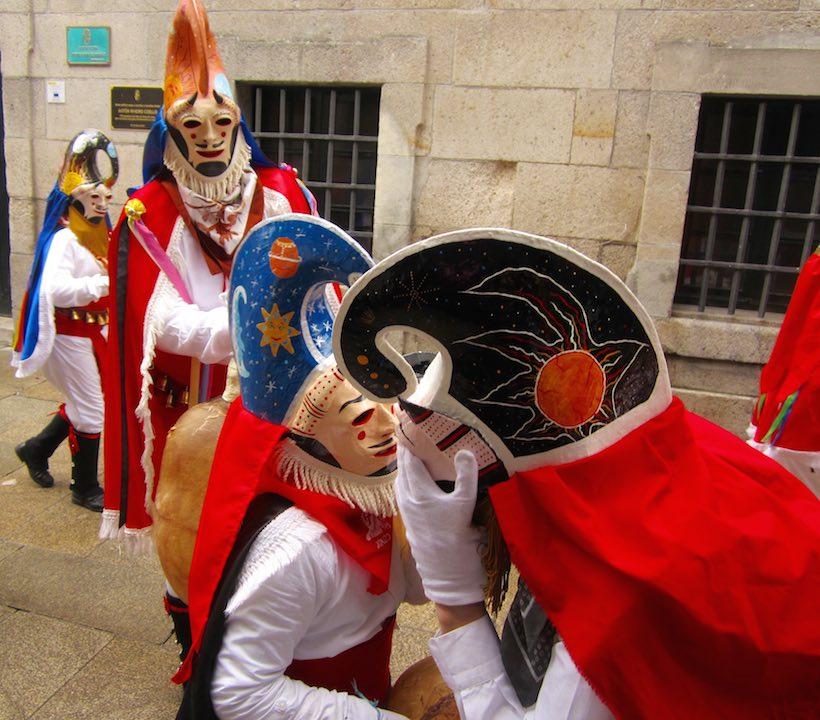 Magníficas las máscaras de las pantallas. ©María Calvo.