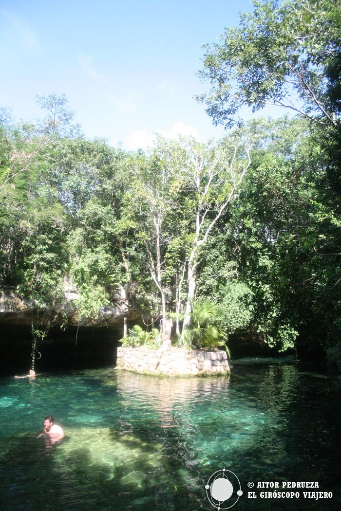 Cenote Uchben-Ha