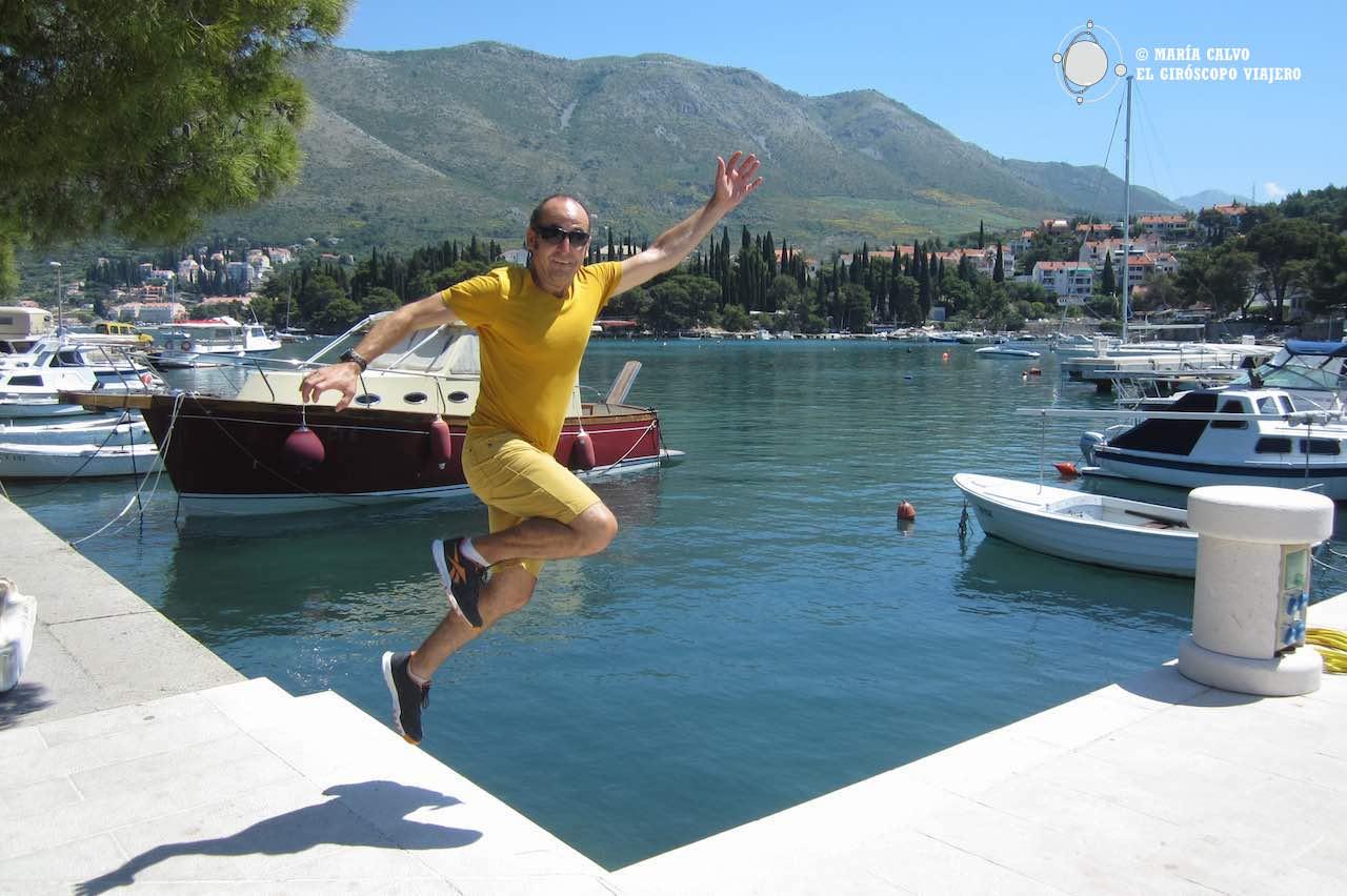 El pueblo de Cavtat, nuestra primera parada en el road trip por la costa dálmata