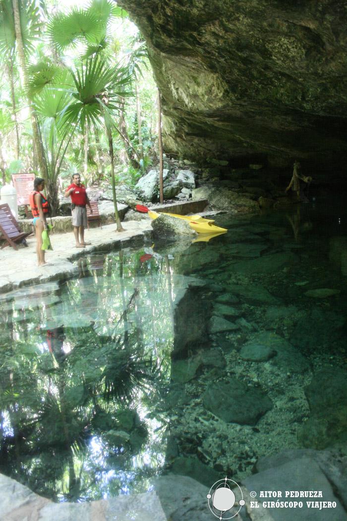 Cenote Saskaleen-Ha