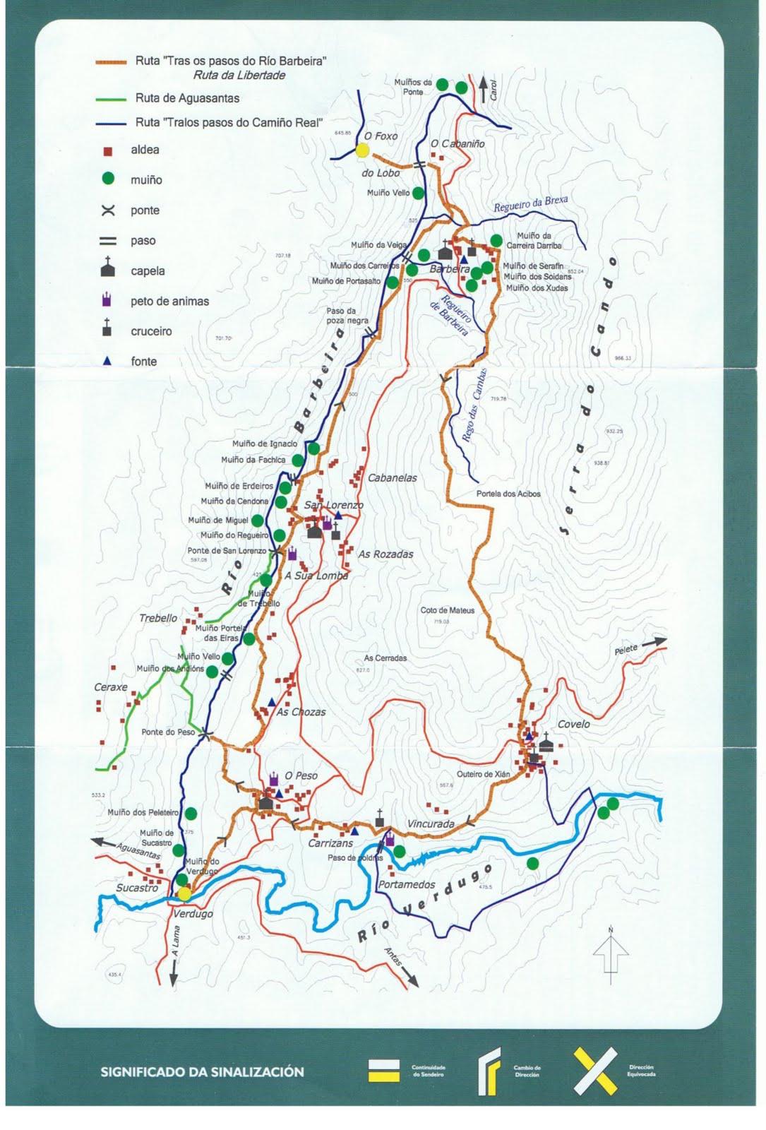 mapa-galicia-senderismo