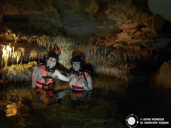 Río subterráneo de Kantun Chi