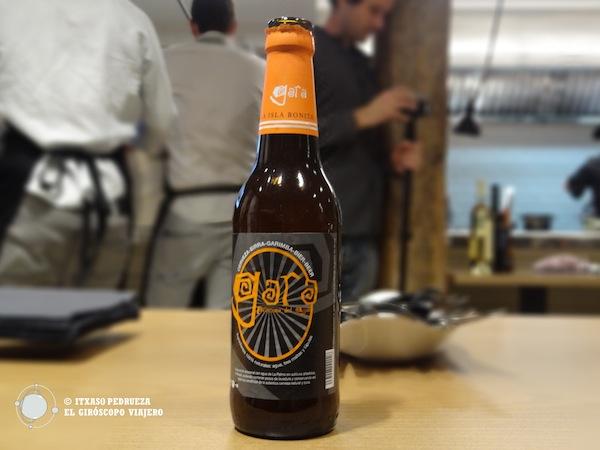 Cerveza artesanal de la Palma Gara