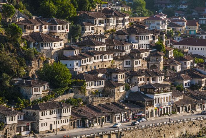 Berat, Patrimonio Unesco de Albania