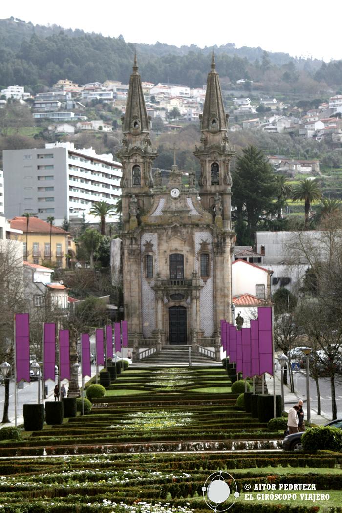 Iglesia de Nossa Senhora da Consolação e Santos Passos