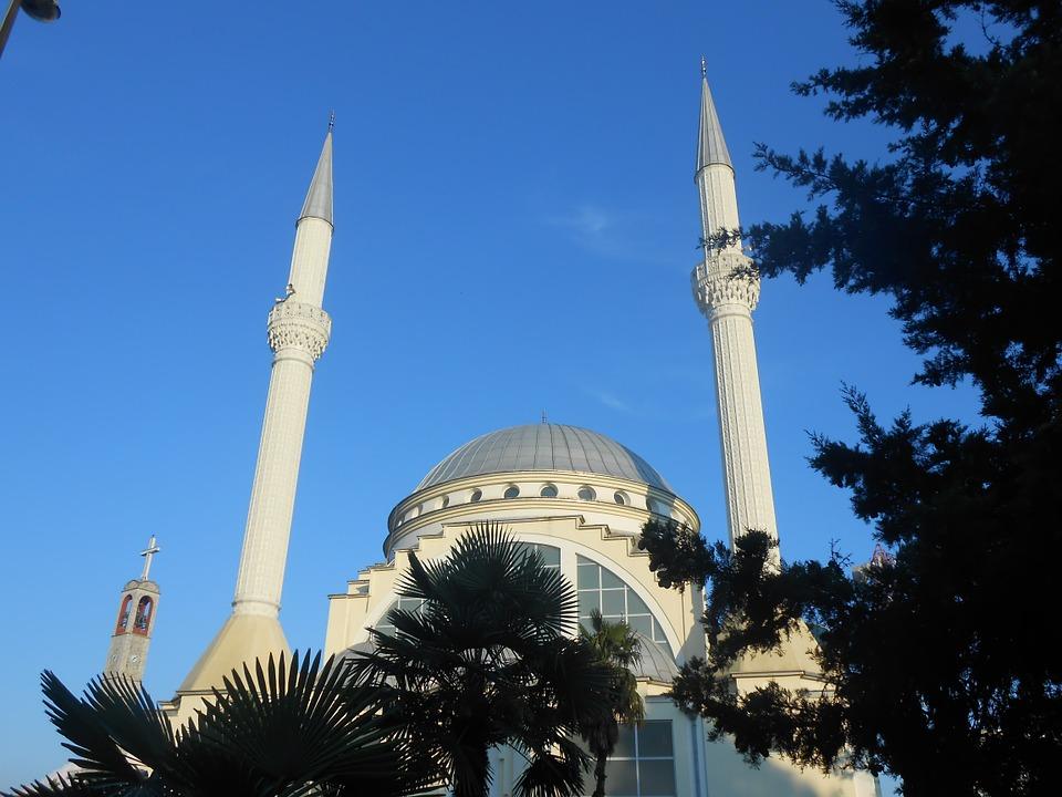 Mezquita de Shkondra. Albania.