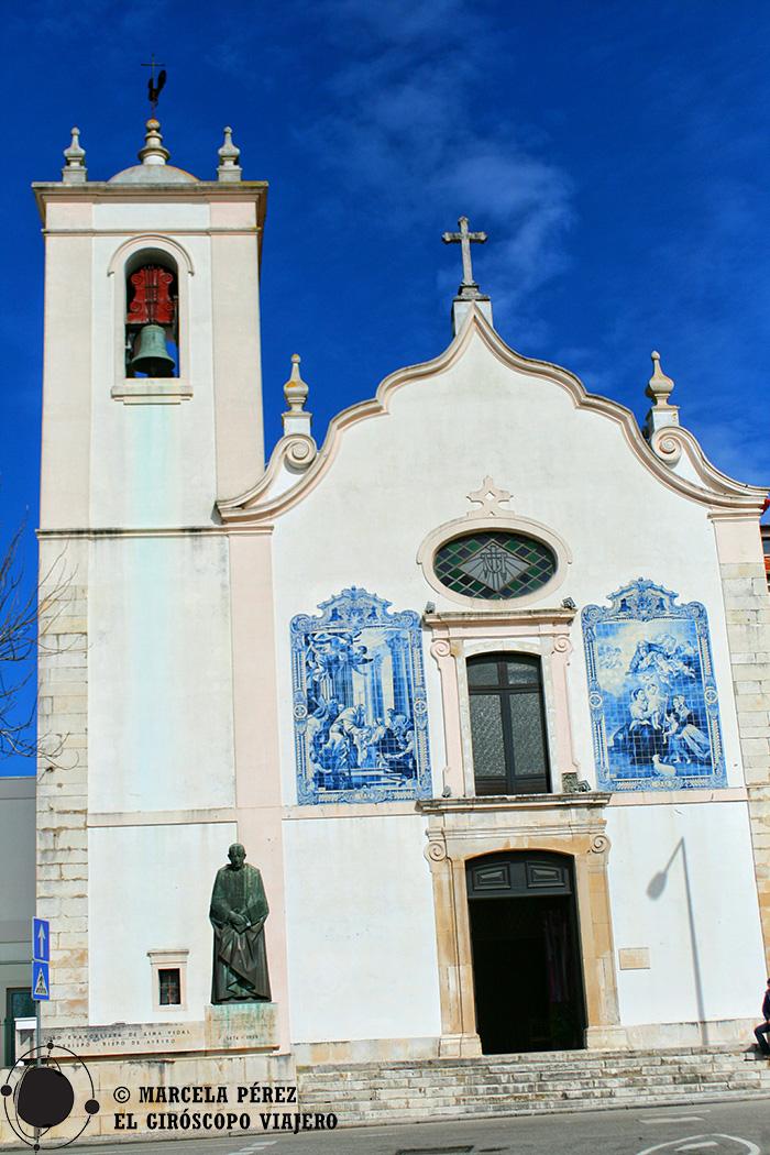 Fachada de la Iglesia de la Vera Cruz