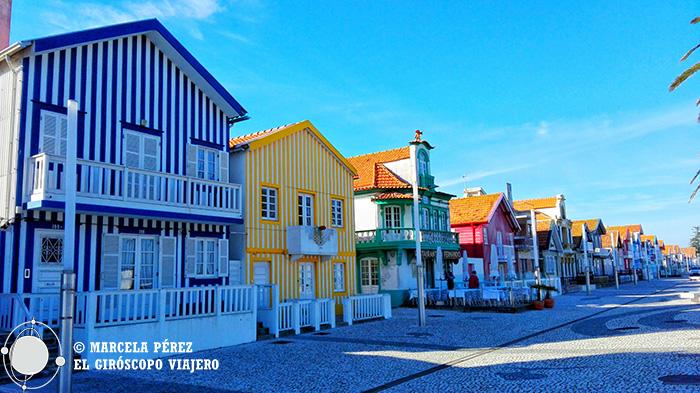 Locales comerciales también portan los listados colores de Costa Nova