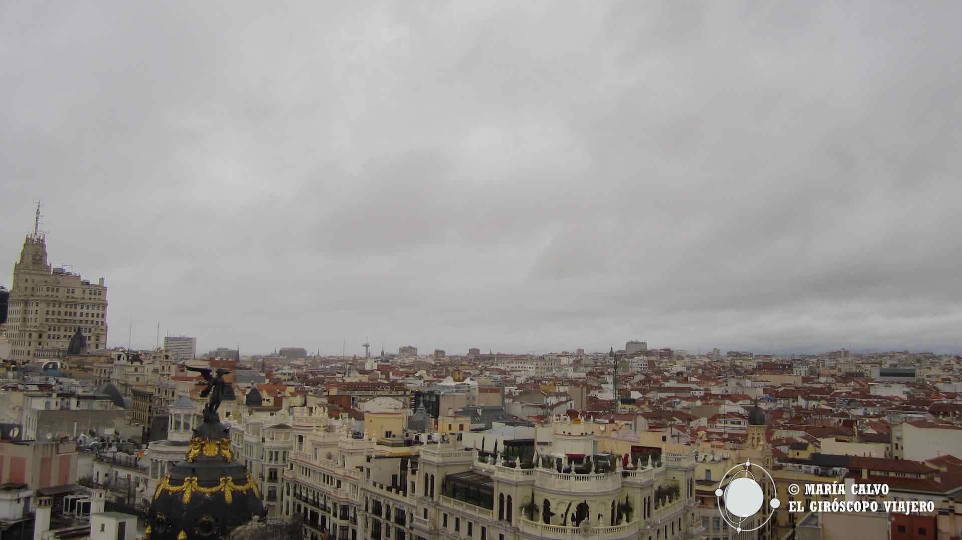 Madrid para los hombres pájaro