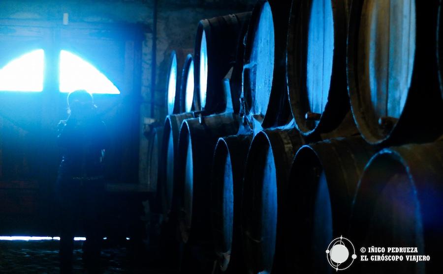 El vino canario se oculta en sus modernas bodegas, pero merece la pena sacarlo a la luz.Bodegas Monje. ©Iñigo Pedrueza.