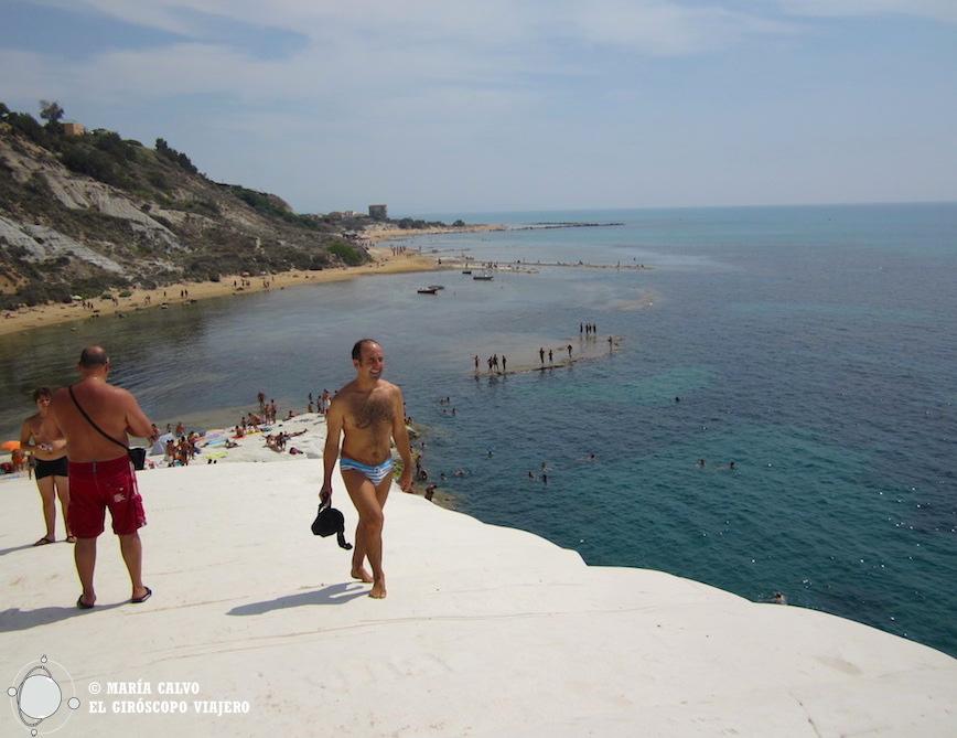 El Mediterráneo invita al baño