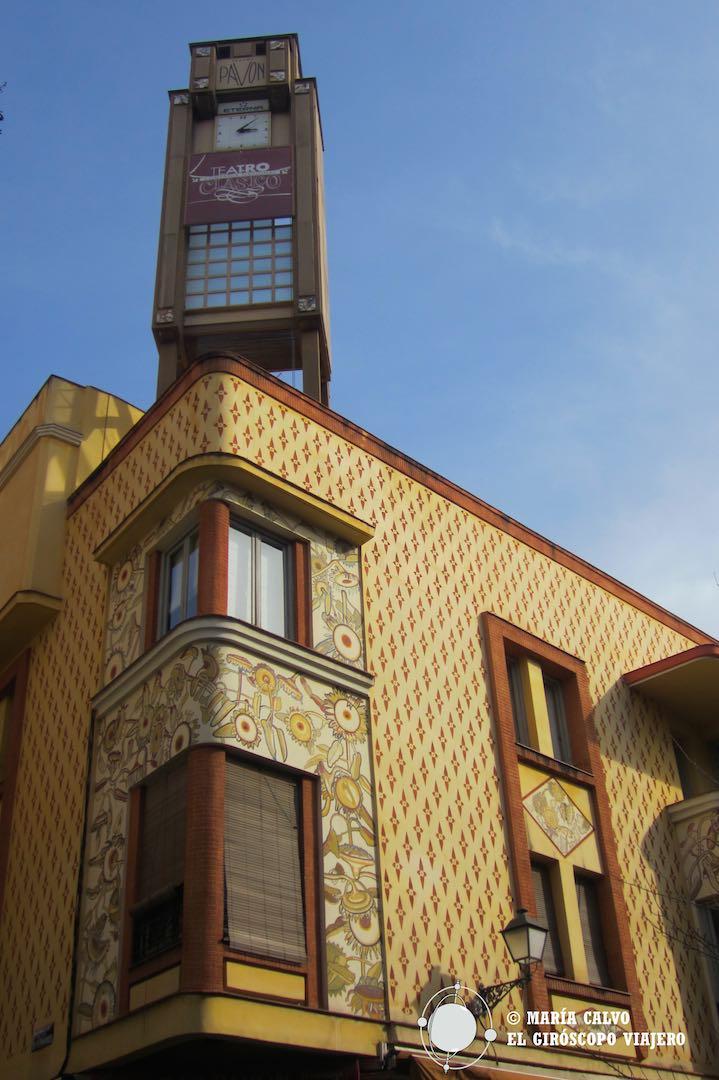 Modernismo en el Teatro Pavón de Embajadores