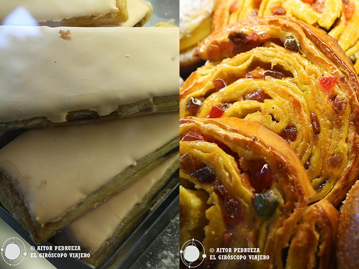 Placeres dulces en Oporto