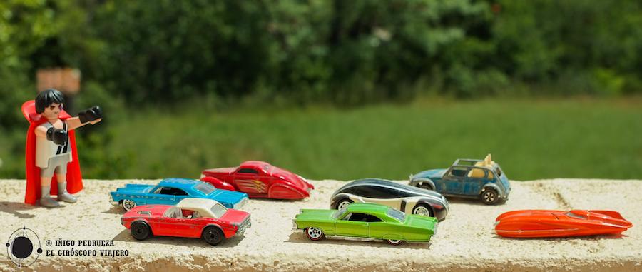 Que alquilar un coche no nos ponga el ojo morado. Consejos para decidir mejor. ©Iñigo Pedrueza