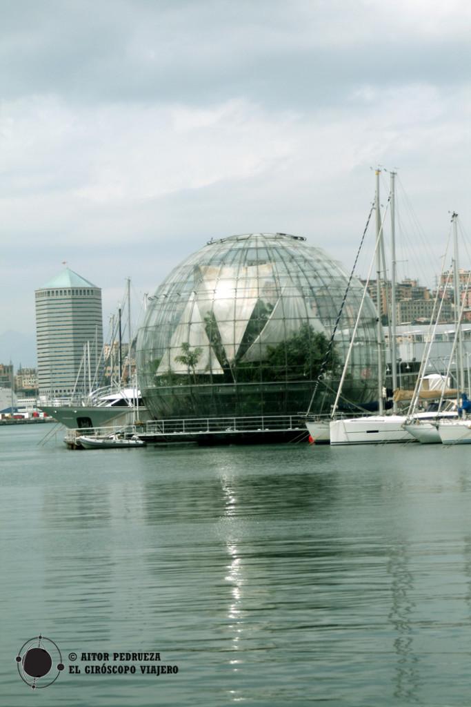 Biosfera de Génova