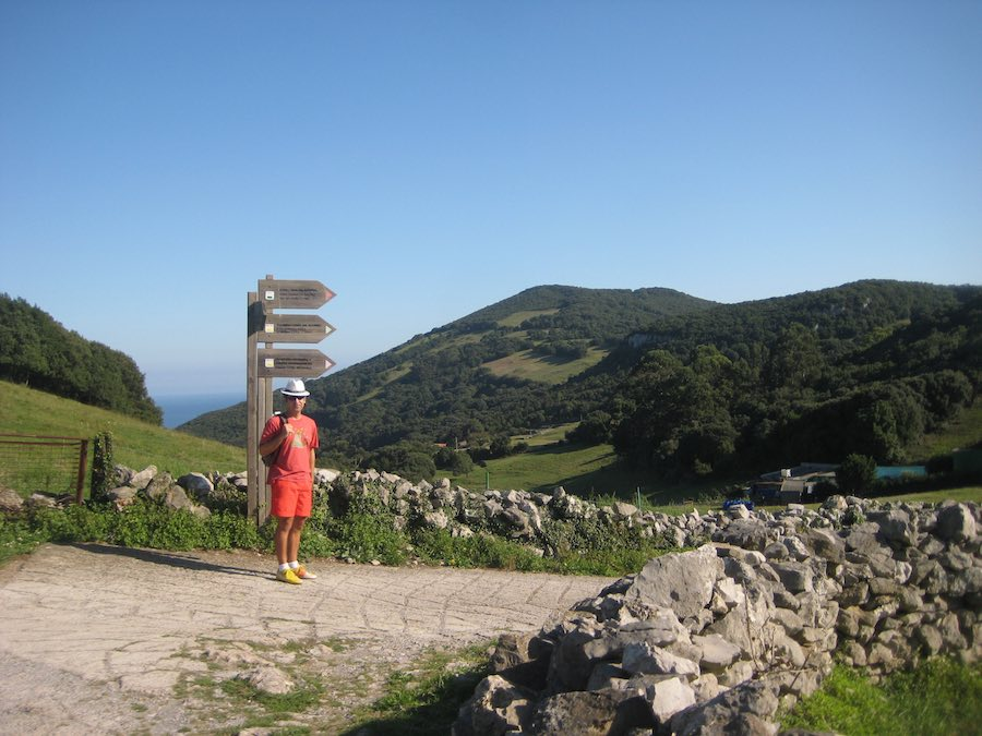 Comenzando la ruta de las Culminaciones de Buciero