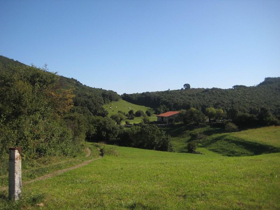 Cantabria verde, Cantabria azul. Subiendo al Monte Buciero