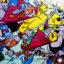 Ruta de los murales y comics de Bruselas