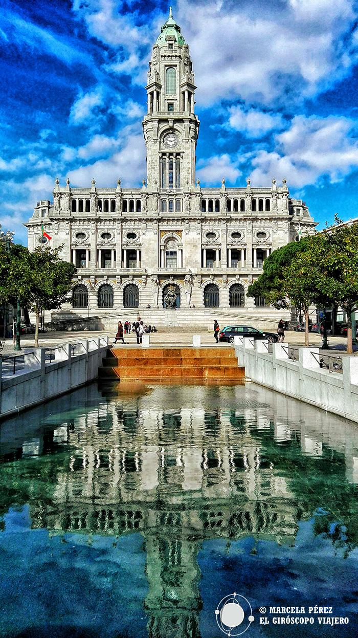 Cámara Municipal de Oporto