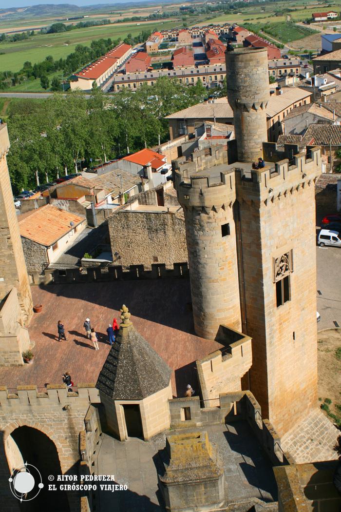 Torre de la Atalaya del Palacio Real de Olite
