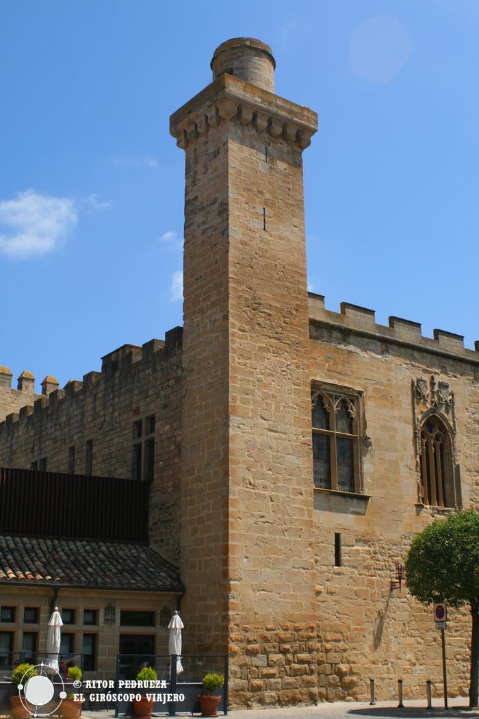 El Palacio Viejo de Olite