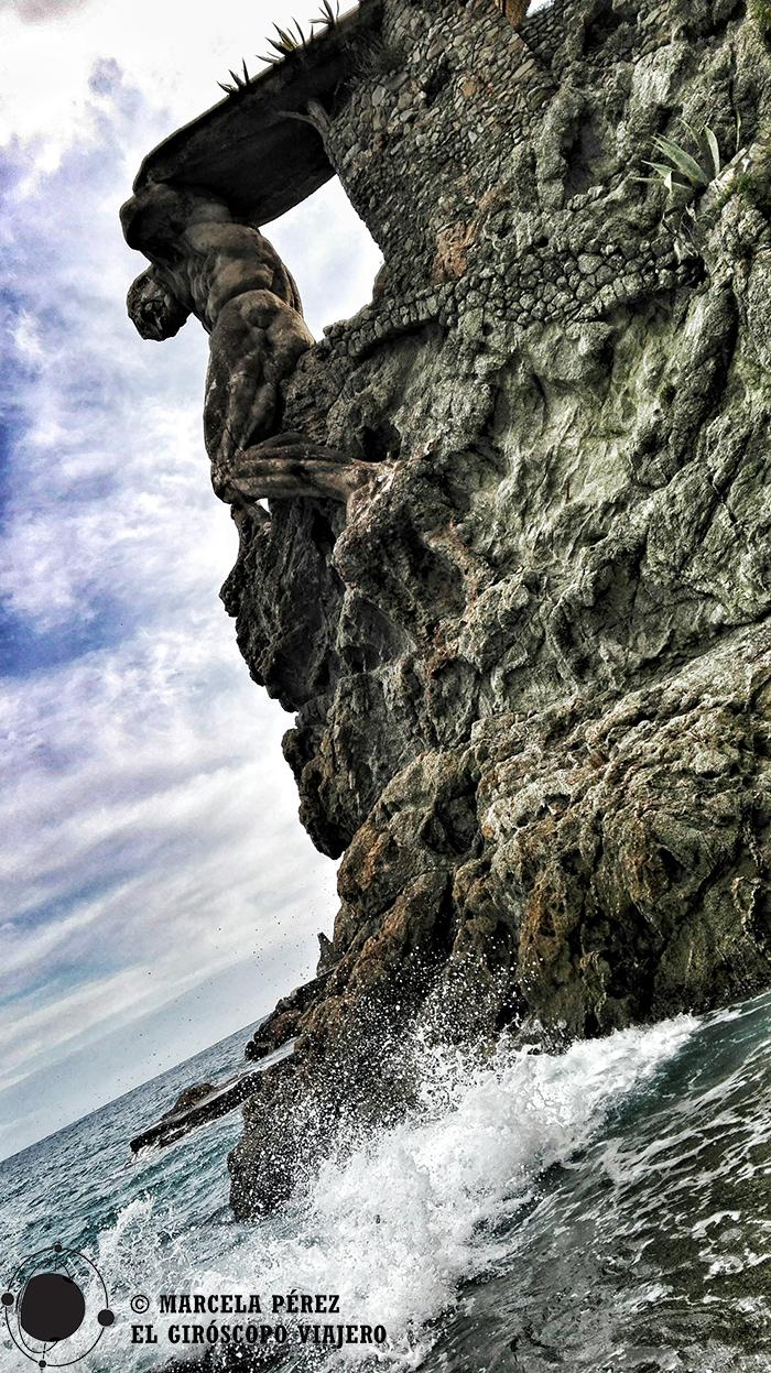 """""""Il Gigante"""" de Monterosso"""