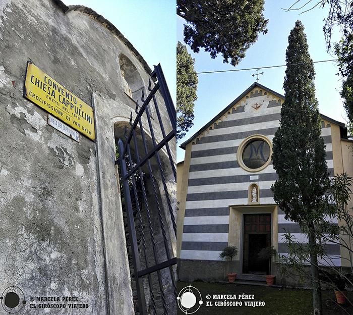 Conjunto religioso de los capuchinos