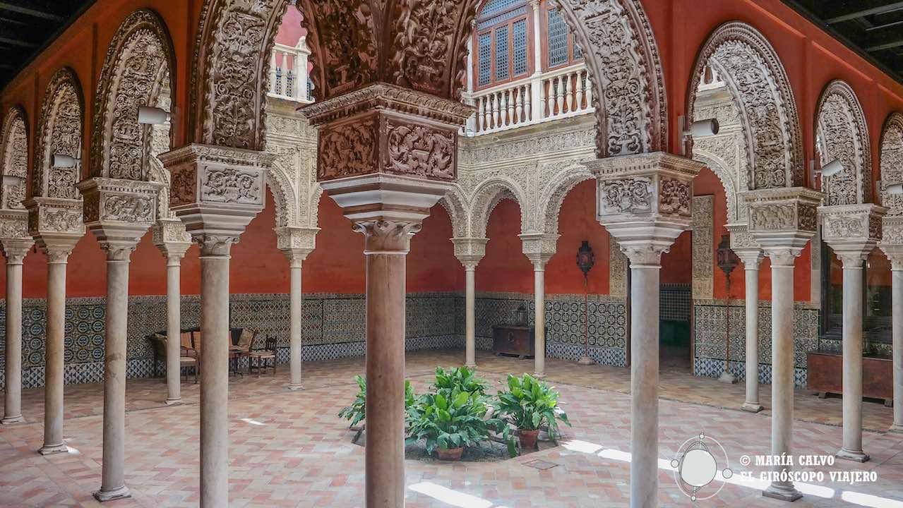 Visita A La Casa De Salinas Un Palacio Escondido En El Corazón De Sevilla