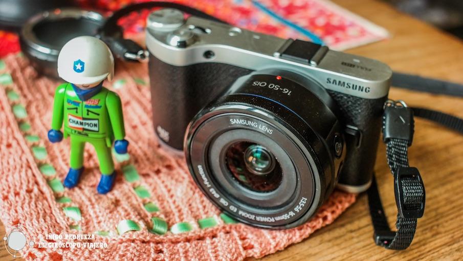 Las cámaras mirrorles/Evil/Híbridas son una buena alternativa a las réflex.