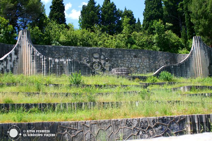 Memorial de los Partisanos en Mostar