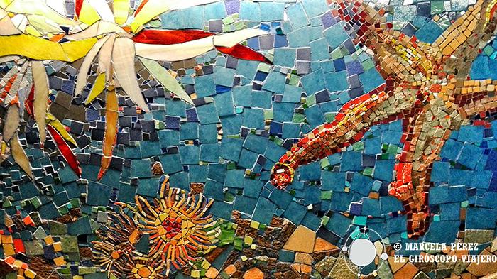 Mosaicos del túnel