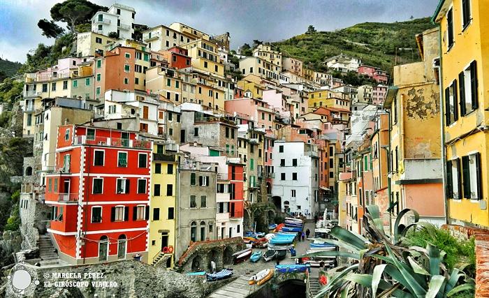 Vistas de Riomaggiore