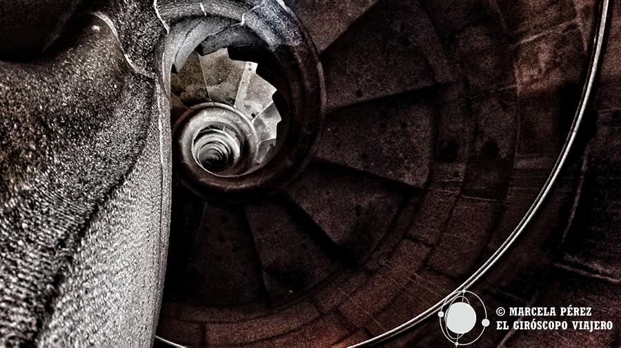 Atrapados por la espiral de la Torre del Nacimiento
