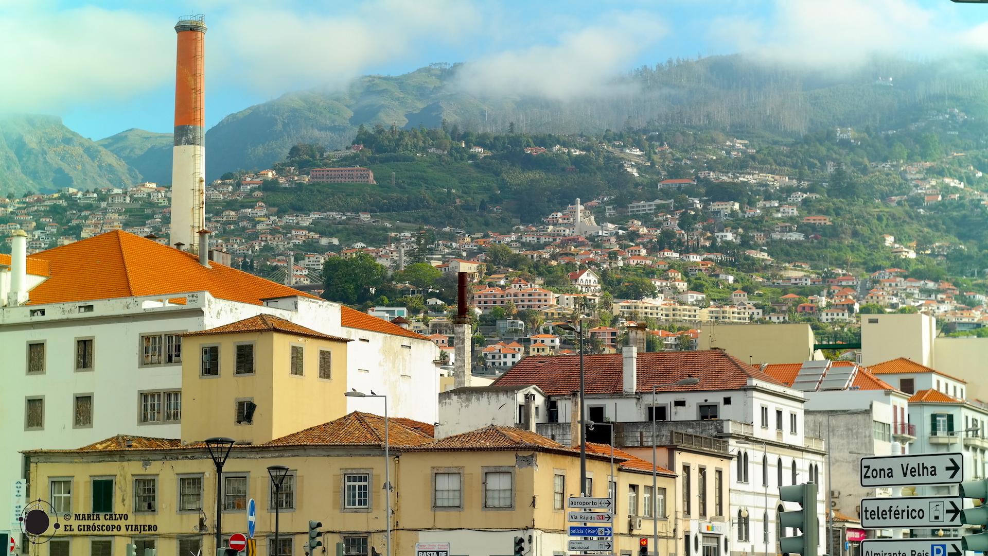 Funchal, ciudad caleidoscópica