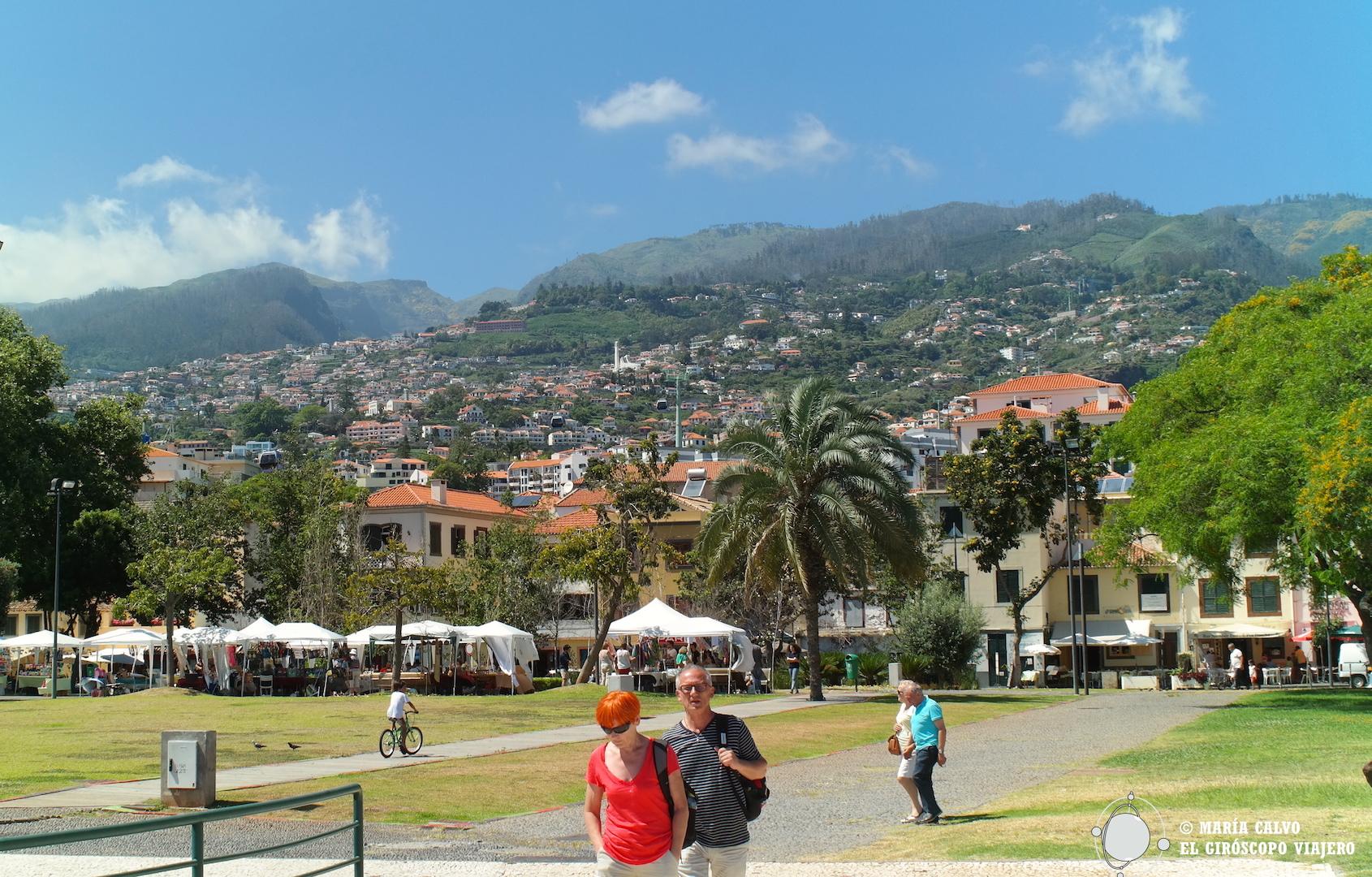 La luz de Funchal