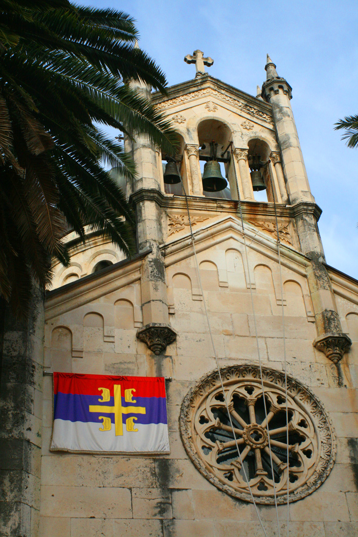 Iglesia ortodoxa del Arcángel Miguel en Herceg Novi