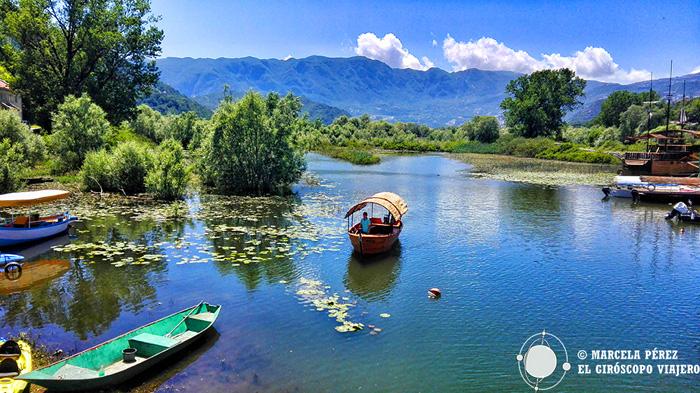 El Lago Skadar