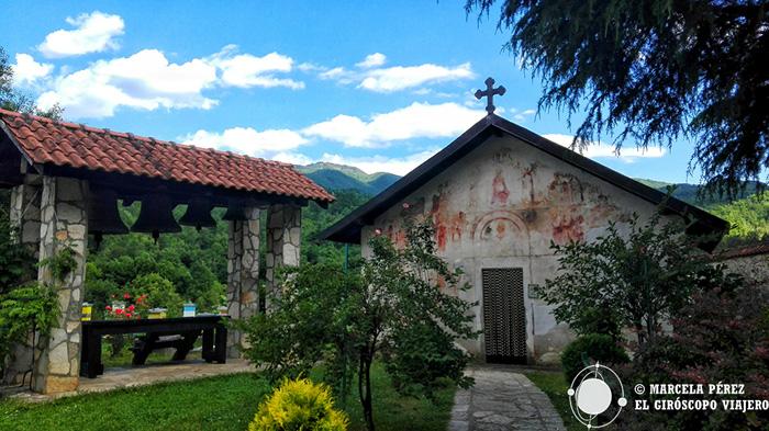 Iglesia de San Nicolás en el Monasterio de Morača