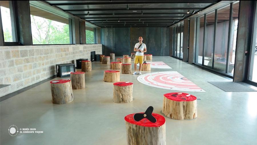 Centro de Arte y Diseño en Negrepelisse. Gran idea ©María Calvo.