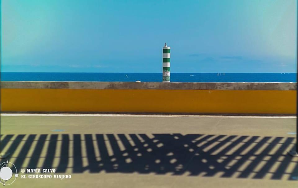 Caleidoscopio marino de Funchal
