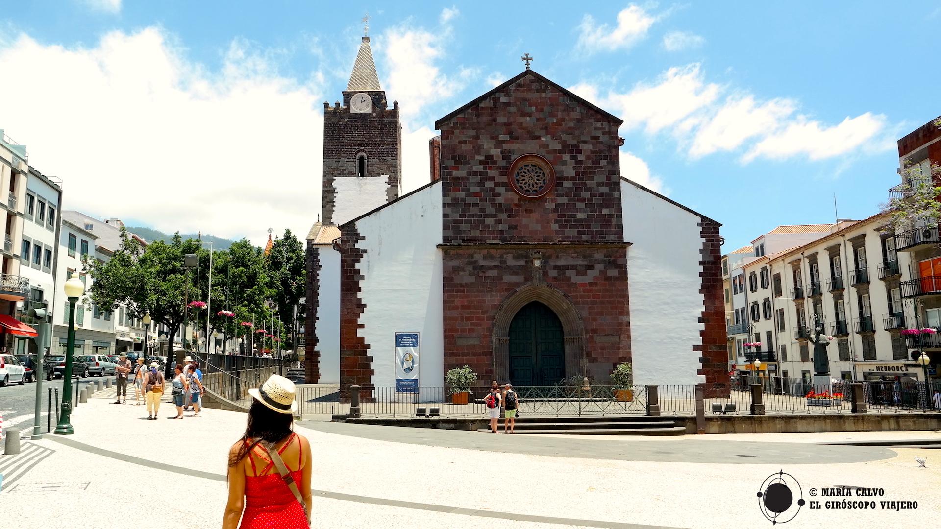 La catedral de Funchal, la Sé, pura belleza manuelina