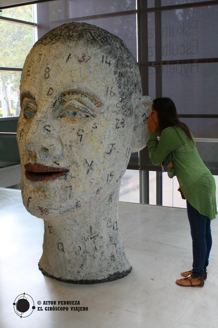 El Museo de Bellas Artes, un museo con alma de Bilbao