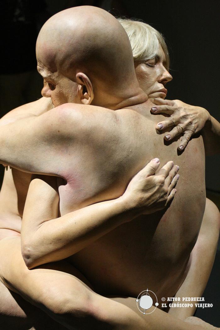 """El abrazo"", de Marc Sijan"