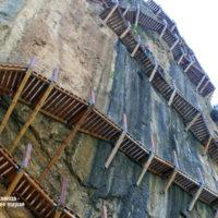 Ruta por el Congost del Montrebei y las pasarelas de Montfalcó