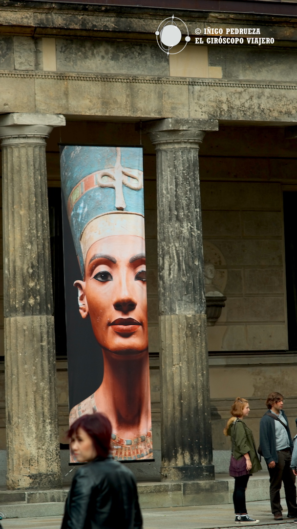 Fachada del Neues Museum
