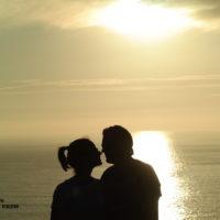 Atardecer en Cabo Ortegal. Galicia entre dos mares