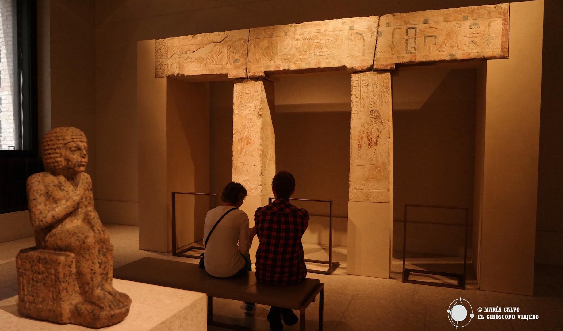 En el Neues Museum
