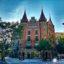 La Casa de las Punxes, un castillo en plena Barcelona