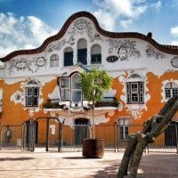 Ruta Modernista en Sant Joan Despí. Un encuentro con Josep Maria Jujol