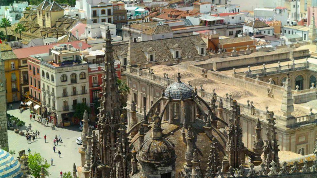 La belleza de la catedral de Sevilla